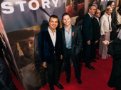 Tony-winning choreographer Sergio Trujillo, who consulted on West Side Story and actor Jack Noseworthy, who has performed in Jerome Robbins' Broadway
