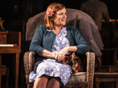Mare Winningham as Elizabeth Laine in Girl From the North Country.