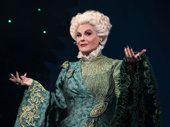 Alexandra Billings as Madame Morrible in Wicked.