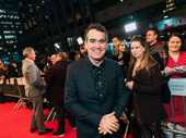 Tony-nominated actor Brian d'Arcy James, who was last seen on Broadway in The Ferryman.