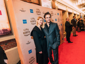 Homeland star Claire Danes and her husband Hugh Dancy, who was last seen on Broadway in Venus in Fur.