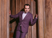 Rob McClure is ready for Mrs. Doubtfire.