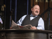 Mark Addy as Harry in Hangmen.