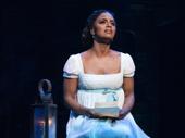 Krystal Joy Brown as Eliza Hamilton in Hamilton.