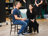 """Kevin Kern and Christine Dwyer perform """"Finding Neverland."""""""