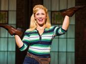 Haven Burton as Lauren in Kinky Boots.