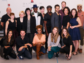 Catch the cast of Sweet Charity when they hit the stage beginning on November 2.