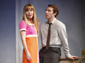 Amy Ryan as Sandra and Alex Hurt as Henry in Love, Love, Love.