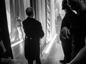 The Cherry Orchard's Joel Grey is waiting in the wings.(Photo: Barbara Kinney)
