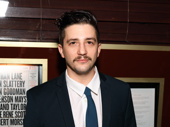 John Magaro makes his Broadway debut in The Front Page.