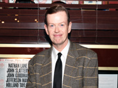 Happy opening night, Dylan Baker!