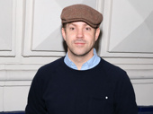 Jason Sudeikis is working the newspaper man vibe in that hat! The Saturday Night Live alum and screen fave will headline the world premiere of Dead Poets Society at Classic Stage Company beginning on October 27.