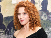 The original Dot has arrived! Tony winner and Broadway icon Bernadette Peters attends the City Center Gala following the first performance of Sunday in the Park with George. See it through October 26!