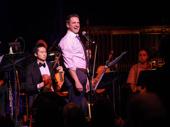 "Raúl Esparza performs ""The Flag Song,"" which was cut from Stephen Sondheim and John Weidman's Assassins."