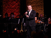 """Douglas Sills, who is set to star in War Paint in March 2017, takes the mic for """"Into the Fire"""" from The Scarlet Pimpernel."""