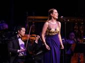 "Broadway bright star Hannah Elles performs ""Astonishing"" from Little Women."