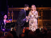 Broadway composers Tom Kitt and Nell Benjamin announce the debut of a song from their new musical Dave.