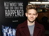 Andrew Keenan-Bolger attends the screening of Best Worst Thing That Ever Could Have Happened.