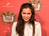 Tony-winning director Diane Paulus steps out.