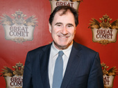 Stage and screen star Richard Kind attends the Broadway opening of Natasha, Pierre and the Great Comet of 1812.