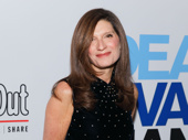 Dear Evan Hansen producer Stacey Mindich hits the red carpet.