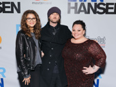 The Greatest Showman director Michael Gracey gets together with Zendaya and stage fave Keala Settle.