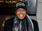 Broadway legend Ben Vereen flashes a smile on the red carpet.