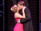 A new chapter! Taylor Louderman and Killian Donnelly make the perfect pair in Kinky Boots.(Photo: Matthew Murphy)