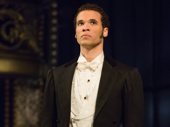 Jordan Donica as Raoul in The Phantom of the Opera.
