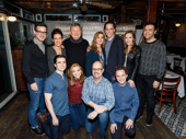 Congrats to Sweeney Todd's cast and creative team! Performances begin at off-Broadway's Barrow Street Theatre on February 14.