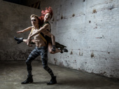 Josh Canfield and Lauren Zakrin