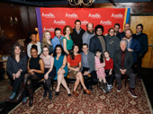 Bonne chance to the cast of Amélie! Performances begin on March 9 at the Walter Kerr Theatre.