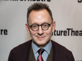 Wakey, Wakey star and Emmy winner Michael Emerson hits the red carpet.