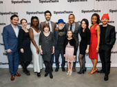 Congrats to Everybody's company, including Michael Braun, Brooke Bloom, Jocelyn Bioh, Louis Cancelmi, Marylouise Burke, David Patrick Kelly, scribe Branden Jacobs-Jenkins, Lilyana Tiare Cornell, director Lila Neugebauer, Lakisha Michelle May and Chris Perfetti. Catch the off-Broadway play through March 19.
