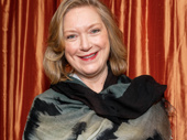 Tony nominee Kristine Nielsen is ready to return to the Great White Way in Present Laughter.