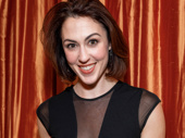 Present Laughter's Kelley Curran is ready for her Broadway debut (and her close-up!).