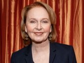 Stage and screen legend Kate Burton returns to Present Laughter. She made her Broadway debut in the 1982 production as Daphne.