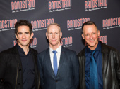 Get to know the creative team behind Bandstand: Director/choreographer Andy Blankenbuehler, lyricist/librettist Robert Taylor and rounding out composer Richard Oberacker, who wrote the score and co-wrote the book and lyrics.