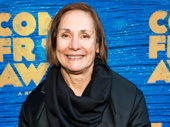Tony nominee Laurie Metcalf, who will be seen on Broadway this season in A Doll's House, Part 2.