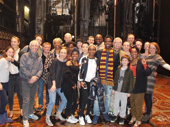 Comdy king Chris Rock is the latest celeb to experience Harry Potter and the Cursed Child. We can't wait for this magical play to apparate to the States!(Photo: Instagram.com/hpplayldn)