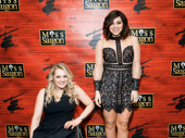 We love these guilty ones! Deaf West Spring Awakening alums Ali Stroker and Krysta Rodriguez hit the red carpet.