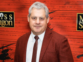 Miss Saigon producer Cameron Mackintosh has arrived.