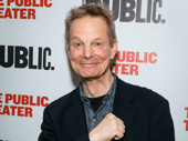 Tony winner Bill Irwin attends the off-Broadway opening of Latin History for Morons.
