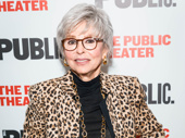 Oscar and Tony winner Rita Moreno knows how to work a red carpet.