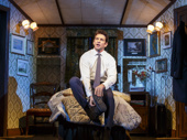Andy Karl as Phil Connors in Groundhog Day.