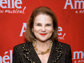 Four-time Tony nominee Tovah Feldshuh steps out.