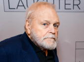 Two-time Tony winner Brian Dennehy steps out.