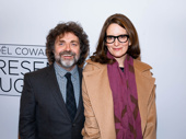 Jeff Richmond and Tina Fey hit the Broadway circuit. We can't wait to see the Mean Girls musical they've been working on!