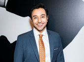 Present Laughter's Bhavesh Patel suits up.