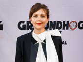 Oscar nominee Maggie Gyllenhaal hits the Broadway circuit.
